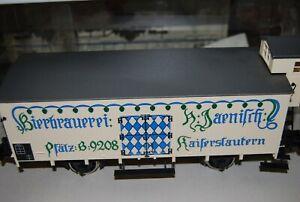 MARKLIN 1 GAUGE 58313  kuhlwagen excellent