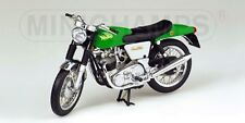 1:12 Minichamps Norton Commando 750 1968 Green Silver 122132000 MEGA RARE NEW
