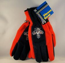 Florida Panthers NHL Mens Thinsulate Fleece Gloves