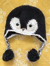 Girls' winter hat (age 6-7)