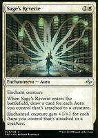 4x Sage's Reverie | NM/M | Fate Reforged | Magic MTG