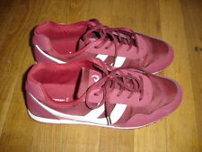 TEX chaussures sport rouge taille 42 TTBE comme neuf