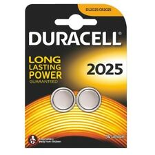 Duracell Pile Bouton Lithium 2025 3v - 2 Piles