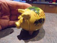 Petit Cochon Poivre trouvez sa Copine Sel Poterie de Provence aux Olives A Baguo
