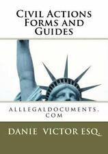 Civil Actions Forms and Guides : Alllegaldocuments. com (2011, Paperback,...