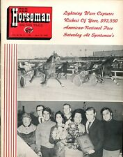 THE HORSEMAN AND FAIR WORLD MAGAZINE - APRIL 15, 1970 - HORSEMAN PUBLISHING CO