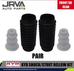 Pair SB103 Kyb Suspension Shocks/ Struts Bellow Dust Boot W/ Bumper Bump Stop