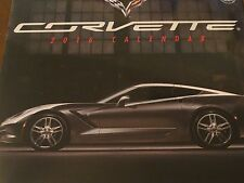Corvette 2016 Calendar-New In Package