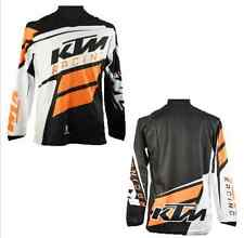 Motocross Jersey KTM Xtreme Sports Off Road Clothing Quick Dry Function