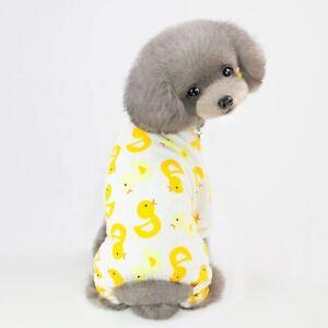 Pet Pajamas S M Multiple designs