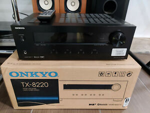 ONKIO TX-8220 STEREO AMPLIFICATORE BLUETOOTH INTEGRATO