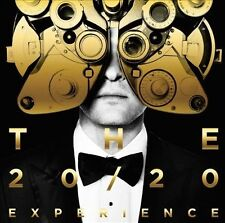 The 20/20 Experience - 2 of 2 Justin Timberlake Audio CD