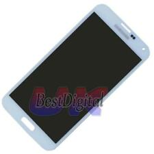 D'origine Ecran LCD Vitre Tactile Pour Samsung Galaxy S5 i9600 G900F Blanc