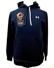 UNDER ARMOUR UA STORM ER HOODIE SWEAT WATER RESISTANT WORLDS TOUGHEST MUDDER T71