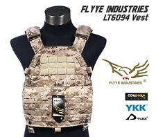 Flyye The New MOLLE LT6094 Vest  AOR1 500D Cordura FY-VT-M025-R1