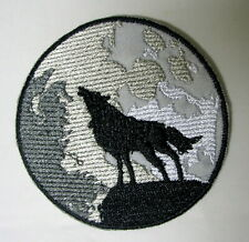 Howlin Wolf Aufnäher Patch Indianer Canis