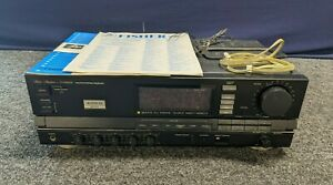 Fisher Studio Standard AM/FM Stereo Receiver RS-914A Amplifier Tuner Working