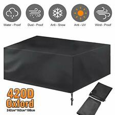Garden Furniture Cover, Patio Furniture Covers Waterproof 420D , Outdoor Table
