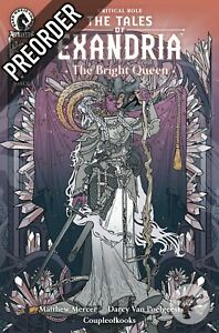 Critical Role Tales of Exandria Bright Queen #1 Cover A PREORDER SHIPS 17/03/21