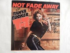 """TANYA TUCKER  """"Not Fade Away"""" PICTURE SLEEVE! NEW! ONLY NEW COPY ON eBAY!!"""