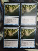 4 Chinese Spreading Seas Zendikar ZEN Magic the Gathering MTG NM-Mint