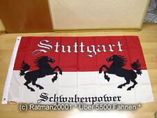 Bandiere BANDIERA Stoccarda Schwaben Power - 90 x 150 cm