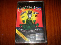 The Offspring – Ixnay On The Hombre MADE IN BULGARIA CASSETTE New Tape