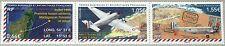 TAAF FSAT 2014 862-64 60th Ann 1st flight MAD-Tromelin Flugzeuge Airplanes Map**