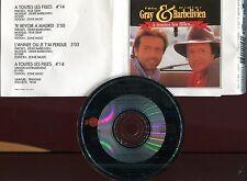"""GRAY & BARBELIVIEN """"A toutes les filles…"""" (CD Maxi)"""