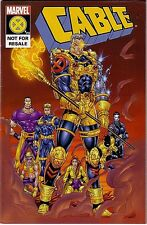 Cable 73 2nd Print X-Men Giveaway Promo Variant Rare Promotional Nm