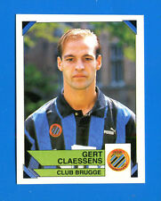 FOOTBALL 95 BELGIO Panini - Figurina-Sticker n. 112 - CLAESSENS -CLUB BRUGGE-New