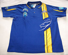 Ford Performance Racing FPR Orrcon Mens Blue Polo Shirt Size S New Winterbottom