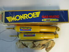 84-93 Ford Mustang Mercury Capri Rear Shocks Pair (2) NORS MONROE GAS-MATIC 5845