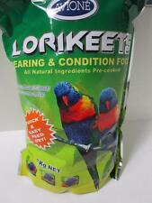 2kg Avione Lorikeet Rearing and Conditioning condition dry food AUSTRALIAN MADE