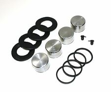 CAR SET OF REAR BRAKE CALIPER PISTONS & SEALS FOR JAGUAR E TYPE SERIES II & III