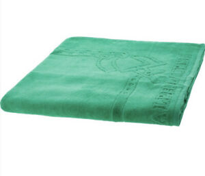 BNWT Ralph Lauren Beach Towel In Green 100% Cotton & Genuine