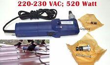 230V Professional Electric Sheet Metal Nibbler, 520W Cutter Shears Snips, Russia
