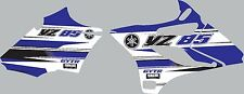 Graphics for 2015-2016 Yamaha YZ85 YZ 85 shrouds Decal Stickers