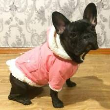 Winter Warmer Dog Coats Pet Cat Chihuahua Clothes Hoodie Dog Clothing