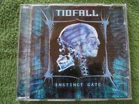Musik CD Instinct Gate von Tidfall (2001) Prophecy Horizon Mind Raper