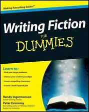 Writing Fiction for Dummies® by Consumer Dummies Staff, Peter Economy and Randy…