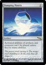 DAMPING MATRIX Mirrodin MTG Artifact RARE