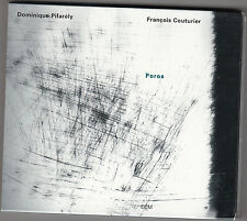 DOMINIQUE PIFARELY / FRANCOIS COUTURIER - poros CD