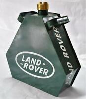 Vintage Style Petrol Fuel Jerry Can - Tri LAND ROVER - Automobilia / Garage