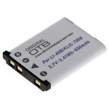 Qualitäts Akku kompatibel zu Olympus LI-40B / Nikon EN-EL10 / Fuji NP-45 Li-Ion