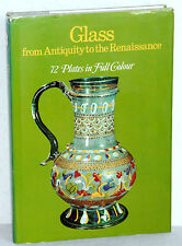 GLASS from Antiquity to the Renaissance - Giovanni Mariacher