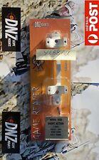"DNZ Game Reaper 1 Piece Scope Mount - Howa 1500 SA 1"" - Low RH Silver - #10300S"