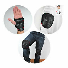 6pcs Skating Protective Gear Sets Elbow Knee Pads Bike Skateboard Adult KidUs