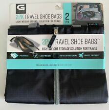 2 Pack Travel Shoe Bags: G-Force