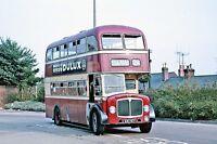Colchester Corporation 15 681HEV Bus Photo Ref P294